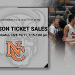 Boys Basketball Season Ticket Sales