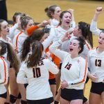 YouTube Live Stream of Hoover High Schools Main Gym Volleyball Games