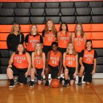 Girls 8th Grade Black
