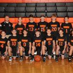 Boys 7th Grade Orange Players 2019-20