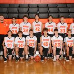 Boys 8th Grade Orange Players 2019-20