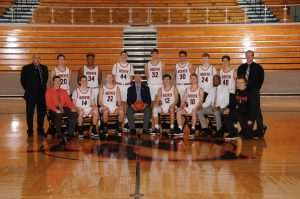 2019-20 Boys Varsity Basketball Players