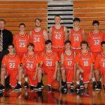 2019-20 Boys Freshman Basketball Players
