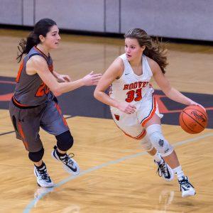 Hoover Girl's Basketball vs Green