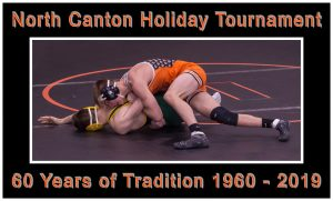 North Canton Holiday Wrestling Photo Gallery