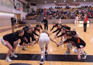 Hoover vs McKinley- OHSAA Sectional Finals