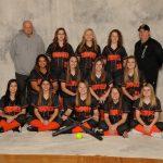 Varsity and JV Softball 2020