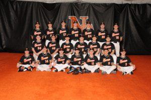 Varsity, JV, and Freshman Baseball 2020