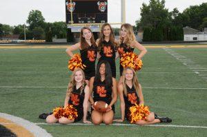 Fall Freshman Cheerleading 2020