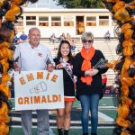 Football Players and Cheerleaders Senior Night Gallery Hoover vs Lake Football Game