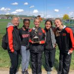 Congratulations to the Girls Cross Country Team for placing 2nd at the Stark County Championships!