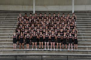 2021 Boys Varsity Track Team Photo