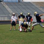 2017 Spring Football Practice