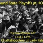 1st Round State Softball Playoffs