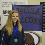 Lauren Henderson claims Gwinnett County Diving Championships Tile