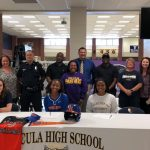 Congratulations Seniors!! Softball Signing!