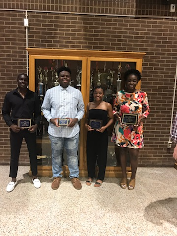 Congratulations All County Track and Field Athletes