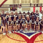 Coed Varsity Competitive Cheer finishes 1st place at @ Walton High School