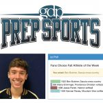 Vote Ben – GP Athlete of the Week