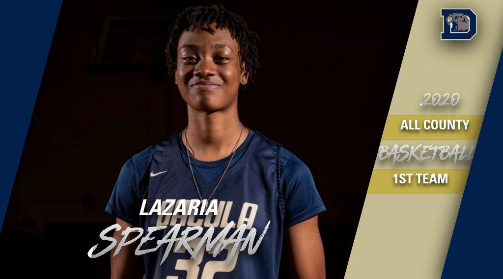 Lazaria Spearman Honored