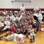 Varsity Girls Basketball downs Columbia