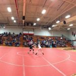 Wrestlers lose in District Finals