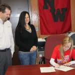 Jessica Delaney Signs with Ferris St!