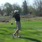 JV Golf Finishes 3rd