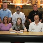Kasey Ricketts Signs With Campbellsville U!!!!