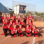 Varsity Softball Wins the Matt Soper Division of the Al Glick Invit.