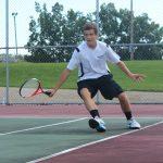 Boys Tennis loses to Charlotte