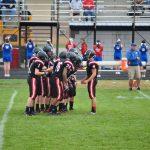 JV Football Loses to Mason