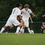 Boys Soccer Defeats Ionia in CAAC Cup Action