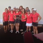 Girls Golf-CAAC Gold Division Champs!!!