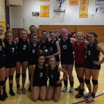 JV Volleyball Finishes 2nd at Concord Invit.