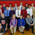 7th Grade Boys Complete Undefeated Regular Season