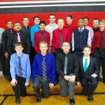 8th Grade Boys Fall To Western In Last Regular Season Game