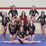 Gymnastics Team loses to Grand Ledge Wednesday