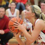 Varsity Girls Basketball loses to Eaton Rapids