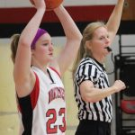 Freshman Girls Basketball Defeats Olivet