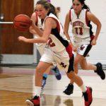 Freshman Girls Basketball Defeats Pennfield