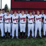 JV Baseball Splits with Eaton Rapids