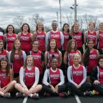 Girls Track 7th at Chelsea Relays
