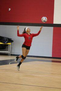 Varsity Volleyball vs Harper Creek