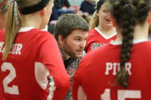 Freshman Volleyball Tri with Tecumseh/Williamston