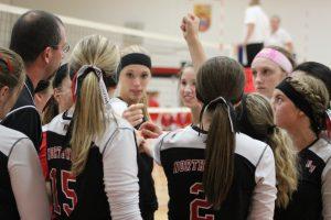 JV Volleyball Tri vs Tecumseh/Williamston