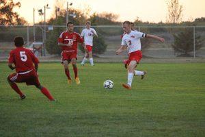 Boys Varsity Soccer vs Coldwater