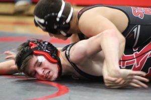 Wrestling Quad vs St Johns/Eaton Rapids