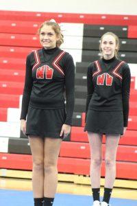 Varsity, JV, Middle School Cheer at Northwest Invitational