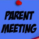 Fall High School All Sport Parent Meeting Thursday!!